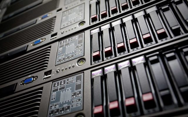 paso a paso implementación servidor